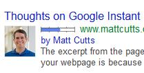 google authorhip