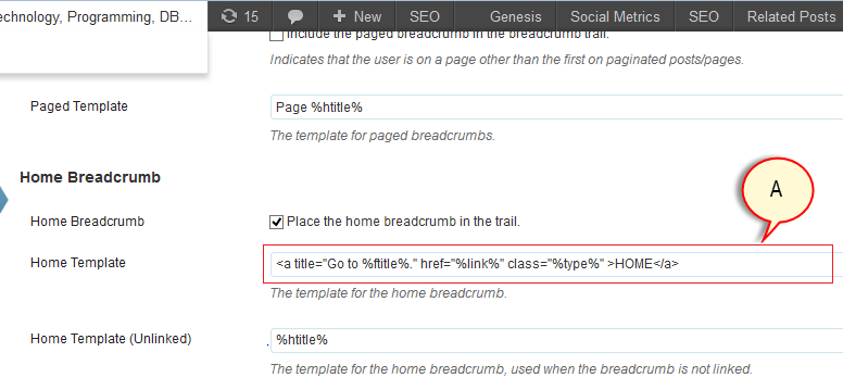 adding microdata breadcrumb to wordpress using breadcrumb navxt -1
